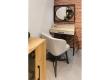 Стол туалетный Loft Дуб натур/Бетон