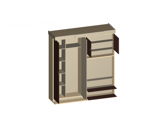 Шкаф-кровать VELARA