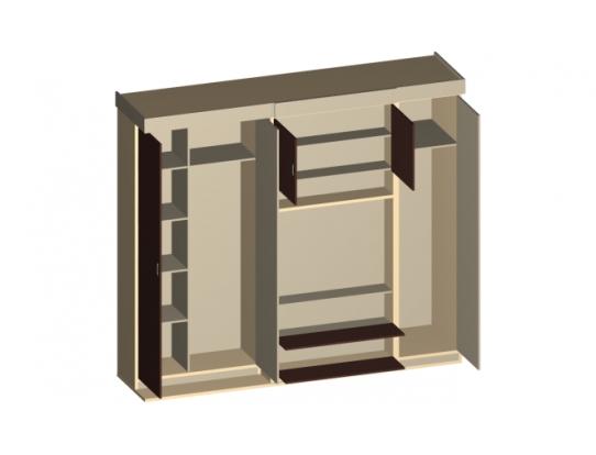 Шкаф-кровать VITA