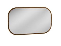 Зеркало для комода Сканди Орех Табак