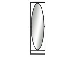 Зеркало для прихожей Loft Графит