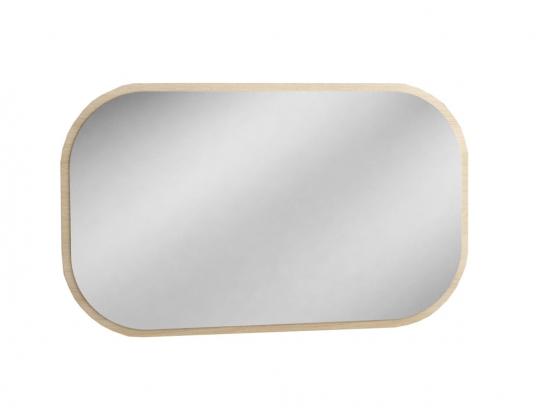 Зеркало для комода Сканди Жемчужно-белый